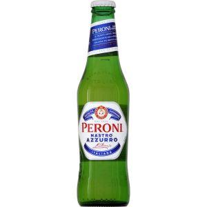 Peroni NASTRO AZZURRO Bière blonde 0,33L