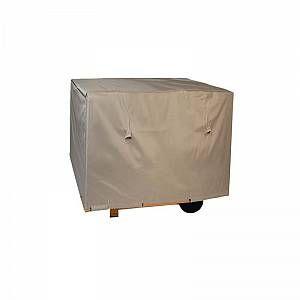 102512 - Housse de protection pour barbecue 110 x 70 x 90 cm