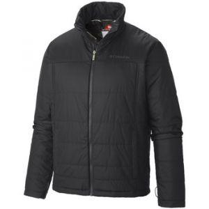 Columbia Homme Veste de Pluie Imperméable, Horizons Pine Interchange Jacket, Polyester, Noir, Taille XL, 1625221