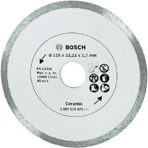 Bosch 2607019473 - Disque diamant carrelage Ø125 mm