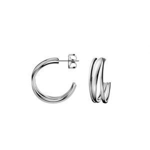 Calvin Klein Bijoux Femme Sumptuous Boucles d'oreilles KJ2GME000100