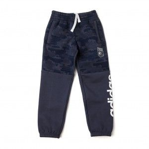 Adidas CE8849 - Essential Linear - Pantalon - Garçon - Bleu