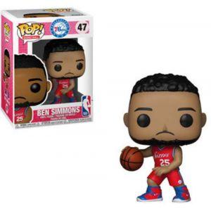 Funko Figurines Pop Vinyl: NBA: Ben Simmons Collectible Figure, 34432, Multicolour