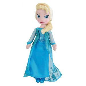 Simba Toys Poupée de chiffon La Reine des neiges : Elsa