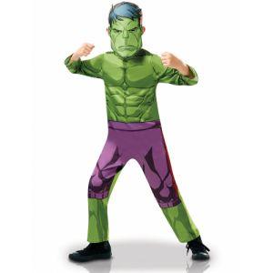 Rubie's Déguisement - Marvel - Hulk - Taille L (7-8 ans)