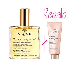 Nuxe Huile Prodigieuse + Crème Prodigieuse Boost