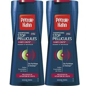Pétrole Hahn Shampooing stop pellicule + anti chute 250 ml