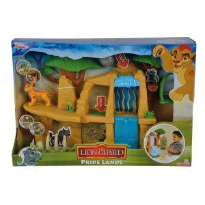Simba Toys Grand Playset le Roi Lion + 4 Figurines