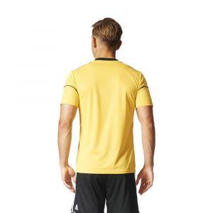 Adidas Maillot Squad 17 - Jaune/Noir - Jaune - Taille Large