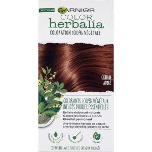 Garnier Color Herbalia - Coloration 100% végétale châtain ambré