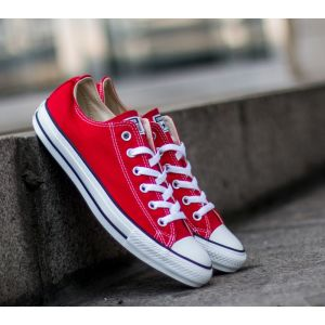 Converse All Star Ox chaussures rouge 45,0 EU