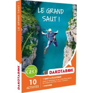 Dakota Box Le grand saut ! - Coffret cadeau