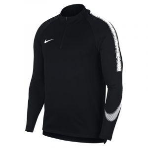 Nike Haut de football à manches longues Dri-FIT Squad Drill pour Homme - Noir - Taille XL