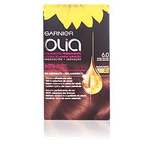 Garnier Olia 6.0 Blond Foncé - Coloration permanente à l'huile sans ammoniaque