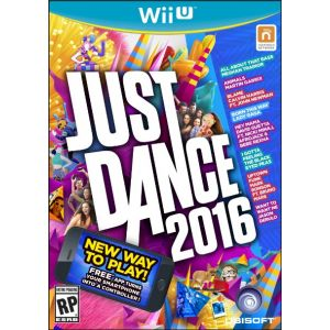 Just Dance 2016 sur Wii U