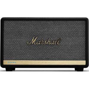 Marshall Enceinte Multiroom ACTON II Voice Noir Alexa