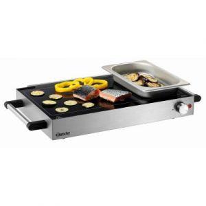 Bartscher Table de cuisson en céramique GP2511GN