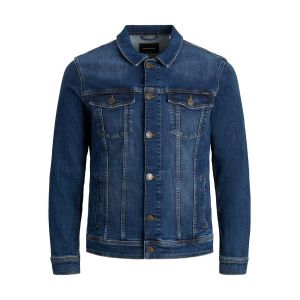 Jack & Jones Alvin Agi 001 Veste En Jean Men blue