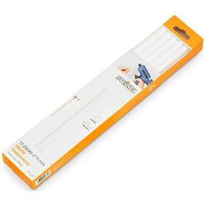 Steinel Batons de colle 006808 11 mm 250 mm blanc 10 pc(s)