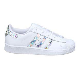 Adidas Superstar C Mixte Enfant, Blanc FTWR White, 29 EU