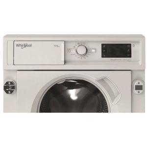 Whirlpool BIWDWG751482EUN - Lave linge séchant hublot encastrable