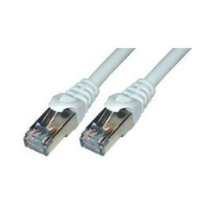 MCL Samar FCC6BMHF-2M - Cordon de brassage RJ45 cat.6 F/UTP LSZH 2m