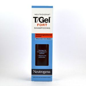 Neutrogena T/gel - Shampooing fortes démangeaisons intenses