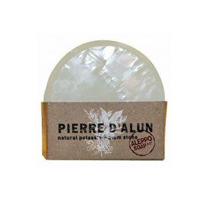 Aleppo Soap Co Pierre d'alun polie 100 g
