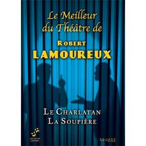 Coffret Robert Lamoureux - Charlatan + La Soupière