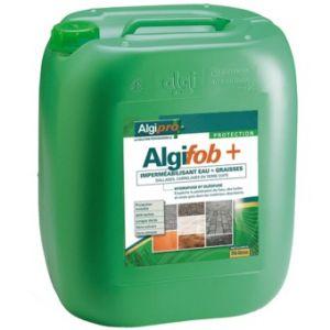 Algimouss Imperméabilisant dallage et sol extérieur Algifob + bidon de 30 litres