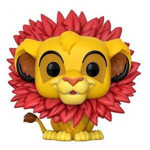 Funko Pop! Le Roi Lion Simba - Crinière de Feuilles