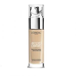 L'Oréal Accord Parfait Fluide 1D Ivoire Doré