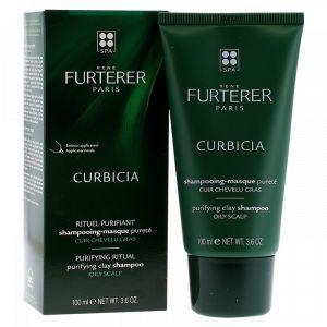 Furterer CURBICIA - Shampooing-Masque Pureté, 100ml