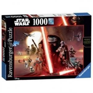 Ravensburger Puzzle Star Wars Episode Vii (1000 pièces)