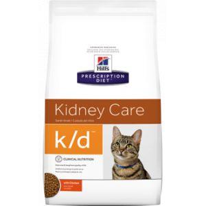 Image de Hill's Feline k/d - Sac 1,5 kg