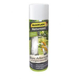 Algoflash Naturasol Blanc Arboricole Aérosol 400 mL