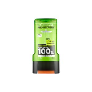 L'Oréal Men Expert Clean Power Shower Gel - 300 ml
