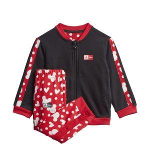 Adidas Ensemble Sportswear Minnie Mouse Noir - Noir - Taille 98 cm
