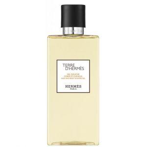 Hermès Terre d'Hermès - Gel douche corps et cheveux