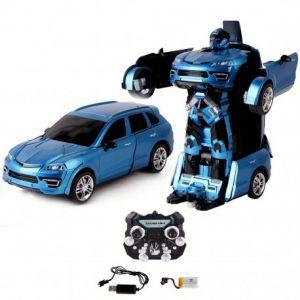 Chictech Robot voiture transformable Carbon