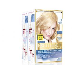 L'Oréal Excellence Crème 01 Blond Ultra Clair Naturel