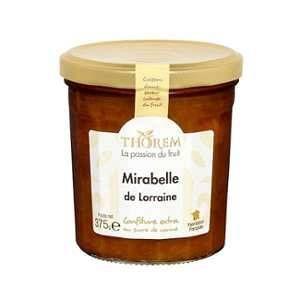 Thorem Confiture de Mirabelle de Lorraine, pot 375 gr