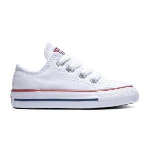 Converse Chaussures casual / Chuck Taylor All Star Basses Toile Blanc - Taille 25