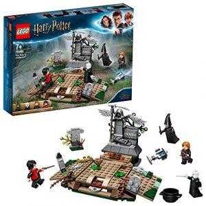 Lego Harry Potter - La Résurrection de Voldemort, Jeux de Construction, 75965, Multicolore