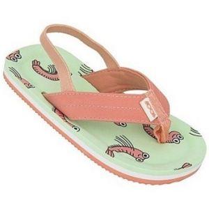 Cool shoe Tongs S8SLA002-PRN-2 vert - Taille 27