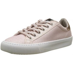 Victoria Deportivo Lurex, Baskets Mixte Adulte, Rose (Rosa), 41 EU