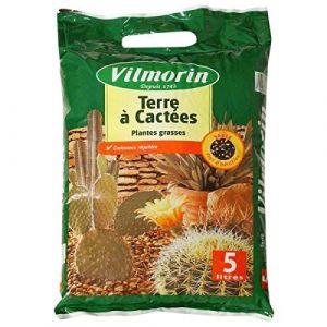 Vilmorin Terre à cactées sac de 5 litres