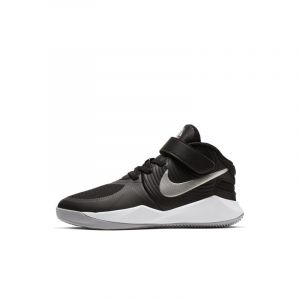 Image de Nike Chaussure Team Hustle D 9 Flyease pour Jeune enfant - Noir - Taille 34