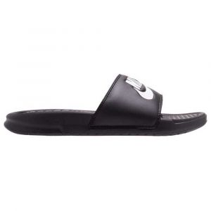 Nike Tongs Benassi Just Do It - Black / White / Black - EU 39