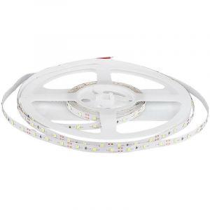 V-TAC Ruban LED 5 mètres 3528 Bleu 12V DC